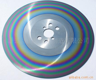 Pipe cutting saw blade